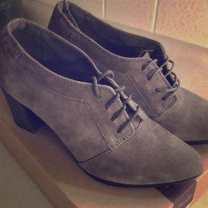 Clarks Lace-Up Shoes